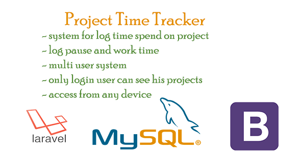 Project Time Tracker